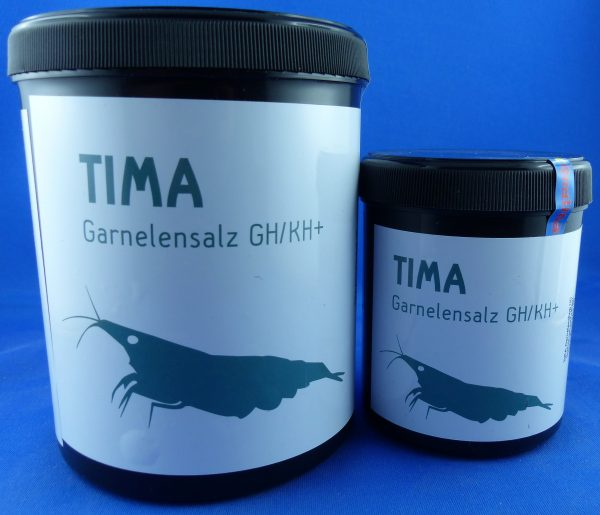 TIMA Garnelensalz GH / KH+