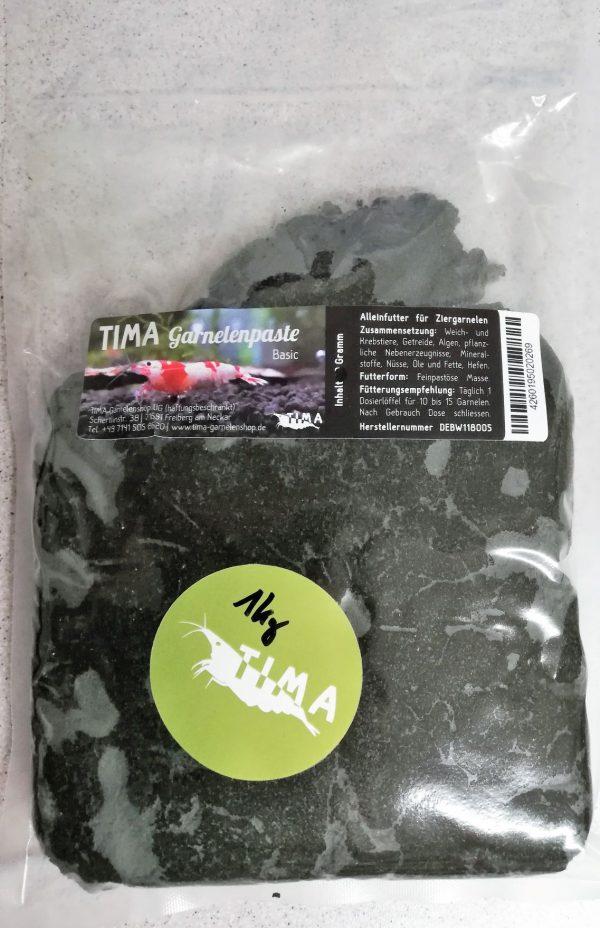 TIMA Garnelenpaste Basic 1kg (Beutel)